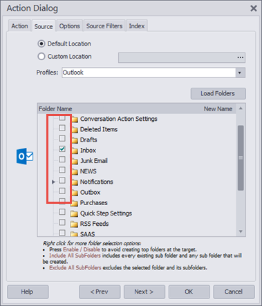 how to save outlook mail as pdf file