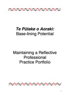 reflective practice in education pdf