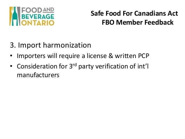 safe food for canadians act pdf
